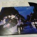 Discos de vinilo: BURNING NOCHES DE ROCK & ROLL LP 1984- ENCARTE. Lote 152192658