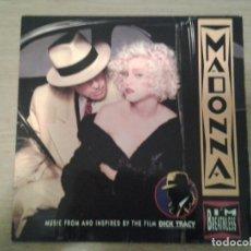 Discos de vinilo: MADONNA -I'M BREATHLESS- LP SIRE 1990 ED. ALEMANA 7599-26209 WX351 MUY BUENAS CONDICIONES. . Lote 152194282