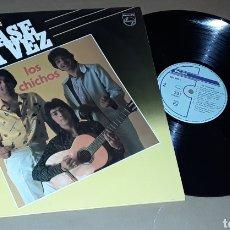 Discos de vinilo: LP - LOS CHICHOS - ERASE UNA VEZ - LOS CHICHOS. Lote 152200716