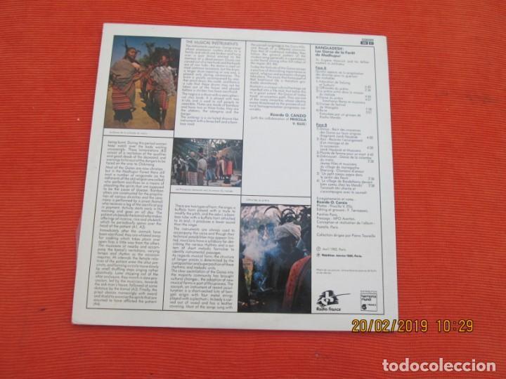 Discos de vinilo: Bangladesh - Les Garos De La Forêt De Madhupur - Foto 2 - 152208442