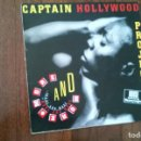 Discos de vinilo: CAPTAIN HOLLYWOOD PROJECT-MORE AND MORE.MAXI ESPAÑA. Lote 152209210