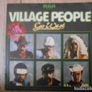 Discos de vinilo: DISCO SINGLE DE VINILO , VILLAGE PEOPLE , GO WEST , 1979 .. Lote 152246658