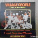 Discos de vinilo: DISCO SINGLE DE VINILO , VILLAGE PEOPLE , CAN`T STOP THE MUSIC , 1979 .. Lote 152247154