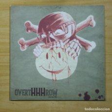 Discos de vinilo: OVERTHHHROW - DEMO 89 - LP. Lote 152252640