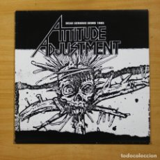 Vinyl records - ATTITUDE ADJUSTMENT - DEAD SERIOUS DEMO 1985 - LP - 152253169