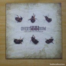 Disques de vinyle: OVERTHHHROW - CAROBS, FODDER AND SCHADENFREUDE - LP. Lote 152256281