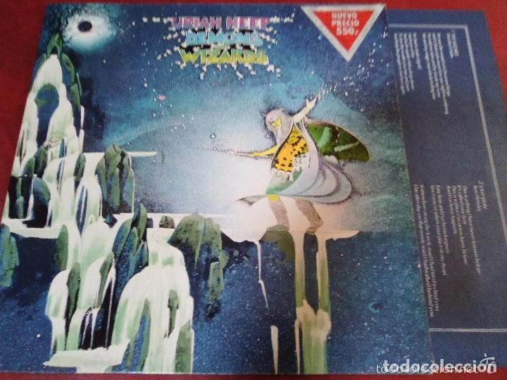Uriah heep demons and wizards(black sabbath,thi - Sold