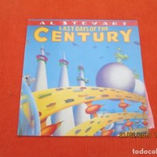 Discos de vinilo: AL STEWART ‎– LAST DAYS OF THE CENTURY. Lote 152276926
