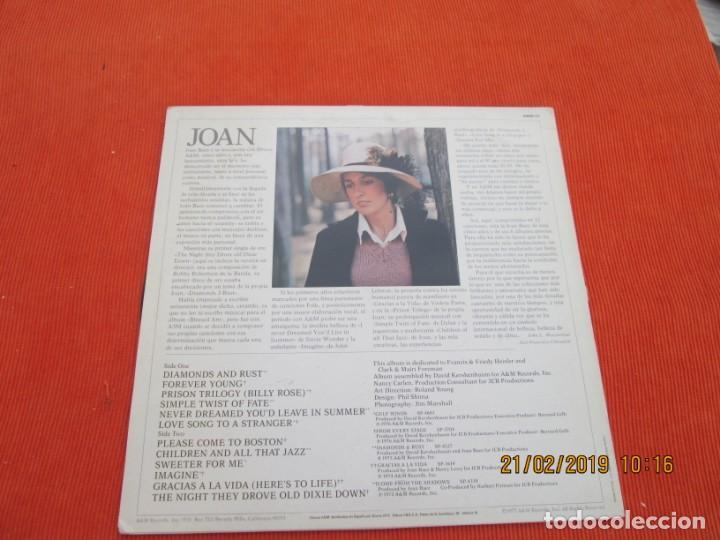 Discos de vinilo: Joan Baez ?– The Best Of Joan C. Baez - Foto 2 - 152279362