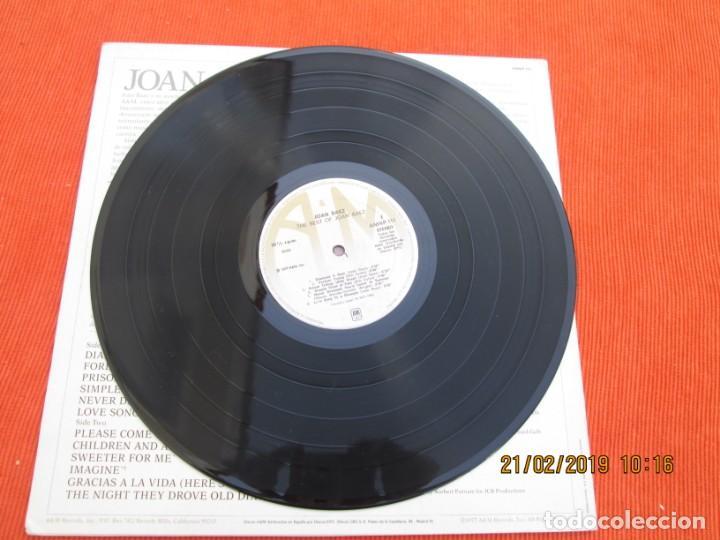 Discos de vinilo: Joan Baez ?– The Best Of Joan C. Baez - Foto 3 - 152279362