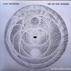 Discos de vinilo: 2X12'' CASS MCCOMBS ‎– TIP OF THE SPHERE. Lote 152316134