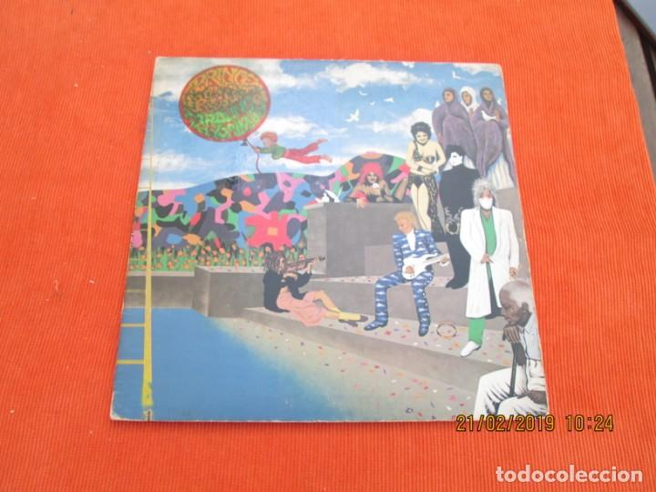 PRINCE AND THE REVOLUTION ?– AROUND THE WORLD IN A DAY (Música - Discos de Vinilo - EPs - Funk, Soul y Black Music)