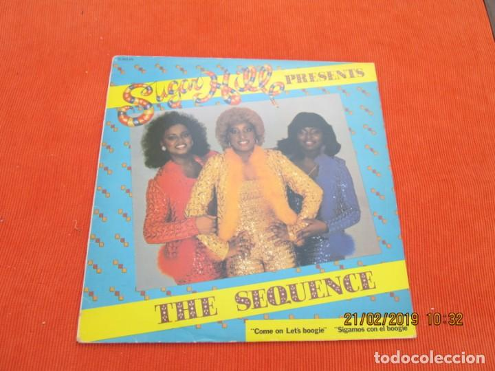 THE SEQUENCE ?– SUGAR HILL PRESENTS THE SEQUENCE (Música - Discos de Vinilo - EPs - Funk, Soul y Black Music)