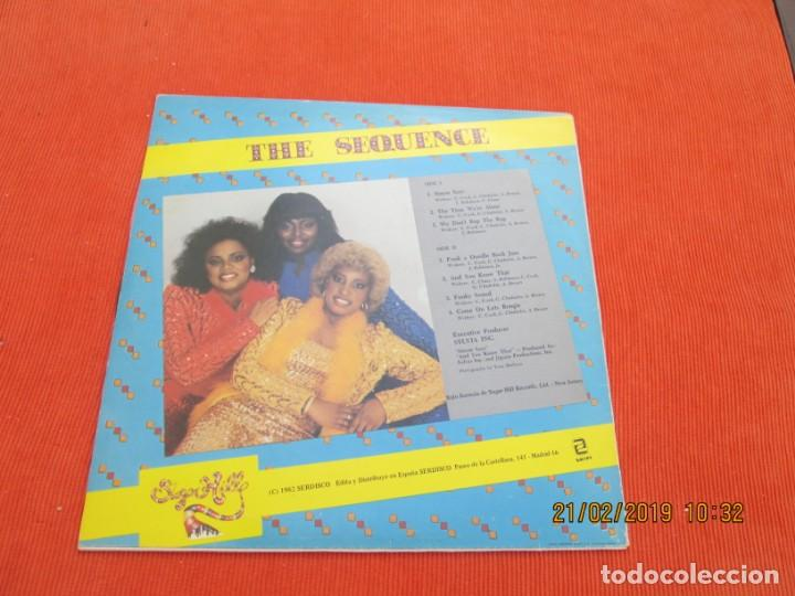 Discos de vinilo: The Sequence ?– Sugar Hill Presents The Sequence - Foto 2 - 152325186