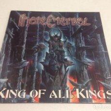 Discos de vinilo: HATE ETERNAL – KING OF ALL KINGS --DEATH METAL EDICION 2002. Lote 152325330