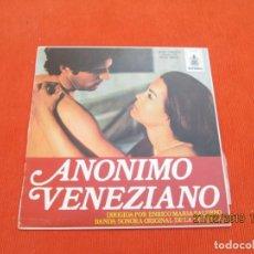Discos de vinilo: STELVIO CIPRIANI ?– ANONIMO VENEZIANO. Lote 152329162