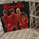 Discos de vinilo: THE ROMANTICS – THE ROMANTICS.LP ORIGINAL USA 1980.SELLO NEMPEROR.POWER POP. Lote 152329850