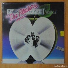 Discos de vinilo: THE PLATTERS - BODAS DE PLATA - LP. Lote 152336100