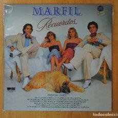 Discos de vinilo: MARFIL - RECUERDOS - MAXI. Lote 152337201