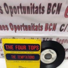 Discos de vinilo: DISCO VINILO THE FOUR TOPS , THE TEMPTATIONS,. Lote 152338057