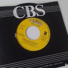 Discos de vinilo: SINGLE (VINILO)-PROMOCION- DE EYDIE GORME AÑOS 80. Lote 152341642