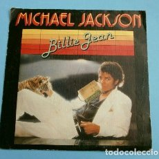 Discos de vinilo: MICHAEL JACKSON (SINGLE 1982) BILLIE JEAN. Lote 152342494
