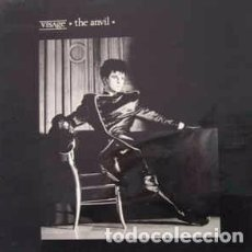Discos de vinilo: VISAGE - THE ANVIL (LP, ALBUM) LABEL:POLYDOR CAT#: 23 91 541 . Lote 152345974