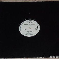 Discos de vinilo: LP- ANA BELEN Y VICTOR MANUEL-PROMOCIONAL RADIOS- TEMAS Y COMENTARIOS DE AMBOS DE US DOS LP-1986-. Lote 152347714