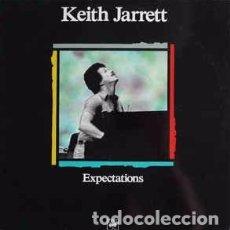 Discos de vinilo: KEITH JARRETT - EXPECTATIONS (LP, ALBUM, RE, ABR) LABEL:CBS CAT#: LSP-982233-1 . Lote 152349518