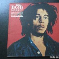 Disques de vinyle: BOB MARLEY - RABEL MUSIC . Lote 152351198
