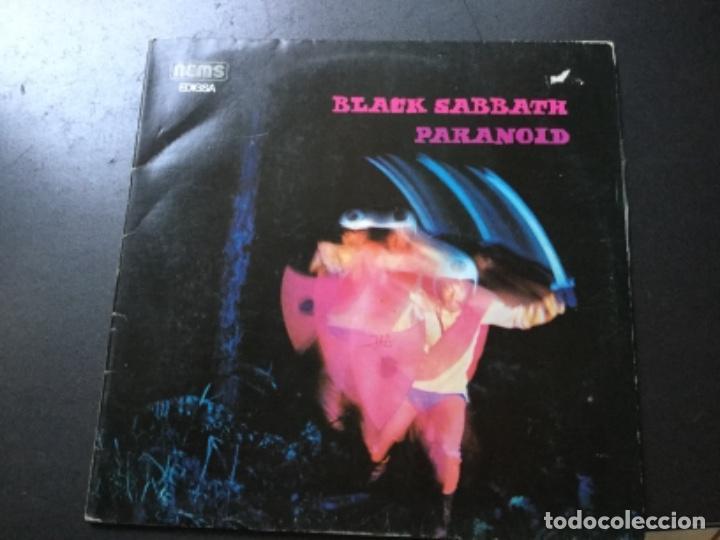 BLACK SABBATH - PARANOID (Música - Discos - LP Vinilo - Heavy - Metal)