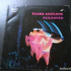 Discos de vinilo: BLACK SABBATH - PARANOID . Lote 152351726