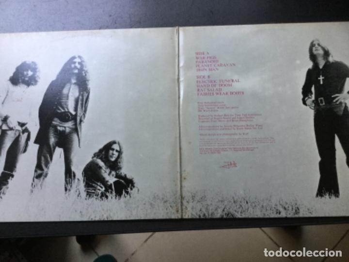 Discos de vinilo: Black Sabbath - Paranoid - Foto 3 - 152351726