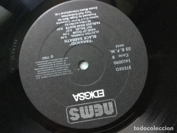 Discos de vinilo: Black Sabbath - Paranoid - Foto 5 - 152351726