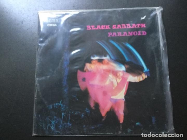Discos de vinilo: Black Sabbath - Paranoid - Foto 6 - 152351726