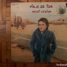 Discos de vinilo: PATXI ANDION – VIAJE DE IDA SELLO: PHILIPS – 63 28 194 FORMATO: VINYL, LP, ALBUM, GATEFOLD . Lote 152358526