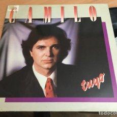 Discos de vinilo: CAMILO SESTO (TUYO) LP ESPAÑA 1985 (VIN-G1). Lote 152359558