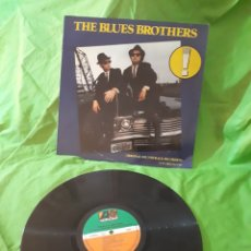 Discos de vinilo: THE BLUES BROTHERS OST ATLANTIC 1980 MADE IN GERMANY. Lote 152361201
