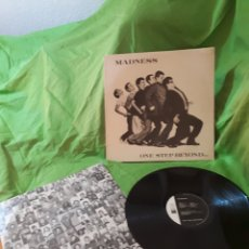 Discos de vinilo: MADNESS ONE STEP BEYON...1979 STIFF RECORDS GREAT BRITAIN. Lote 152363446