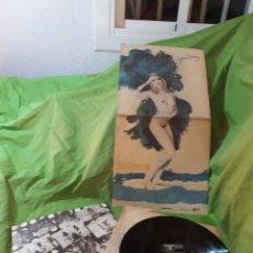 Discos de vinilo: GOLDEN EARRING MOONTAN CARPETA ABIERTA 1973 TRACK RECORDS. Lote 152371417