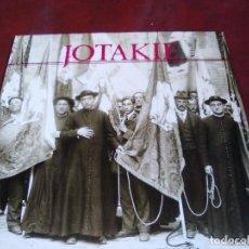 Discos de vinilo: JOTAKIE-JOTAKIE DELIRIUM TREMENS,,TIJUANA IN BLUE,LA POLLA RECODS,HERTZAINAK. Lote 152384250
