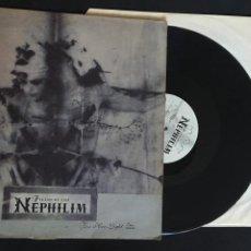 Discos de vinilo: DISCO MAXI SINGLE VINILO 12'' FIELDS OF THE NEPHILIM – FOR HER LIGHT TWO EDICIÓN INGLESA DE 1990. Lote 152391894