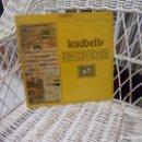 Discos de vinilo: LEADBELLY – LEADBELLY.LP EDICION USA 1978.SELLO ARCHIVE OF FOLK MUSIC.DELTA BLUES. Lote 152410042