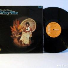 Discos de vinilo: DOROTHY MOORE - MISTY MAN - LP DXL1-3030 SPAIN 1976 NM/VG++. Lote 152423486