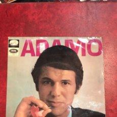 Discos de vinilo: ADAMO EP DE 1967. Lote 152430269
