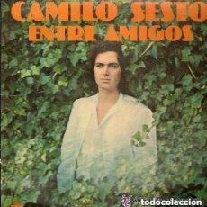 Vinyl-Schallplatten - CAMILO SESTO, ENTRE AMIGOS, LP ARIOLA SPAIN 1977, PORTADA DOBLE - 152436306
