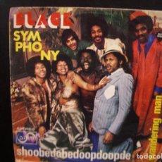 Discos de vinilo: BLACK SYMPHONY- SHOOBEDOBEDOOPDOOPDE. SINGLE.. Lote 152437694