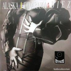 Discos de vinilo: ALASKA Y DINARAMA - DIEZ CD+VINILO NUEVO Y PRECINTADO (ENVIÓ CERTIFICADO ESPAÑA 2 EUROS) . Lote 152443134