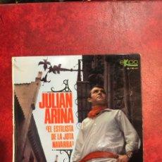Discos de vinilo: JULIÁN ARINA EP DE 1968. Lote 152446173