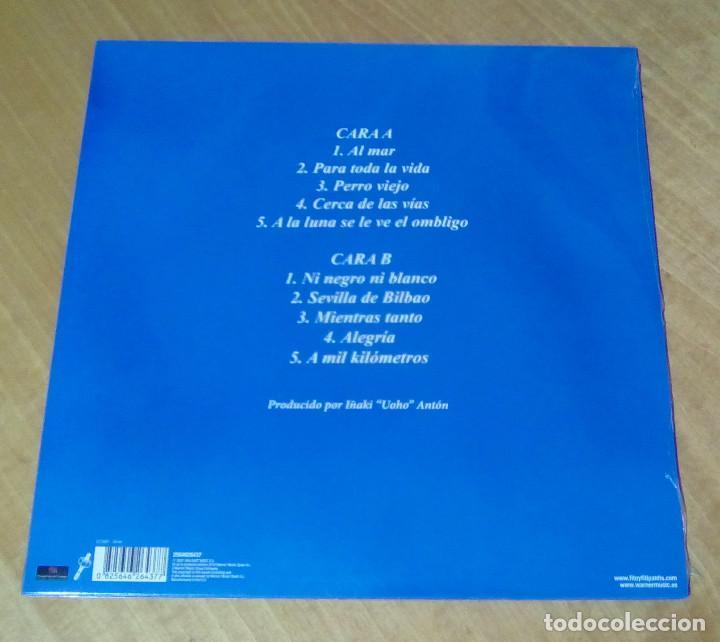 Discos de vinilo: FITO & FITIPALDIS - Los sueños locos (LP + CD 2014, Warner Music Spain S.L. 2564626437) PRECINTADO - Foto 2 - 152462362